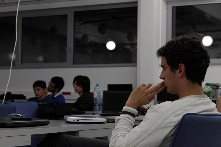 Polazničke prezentacije na jesenjem seminaru